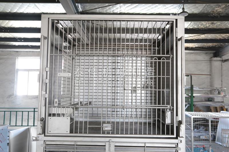 双层宠物笼