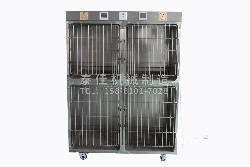 不锈钢宠物笼有何作用?