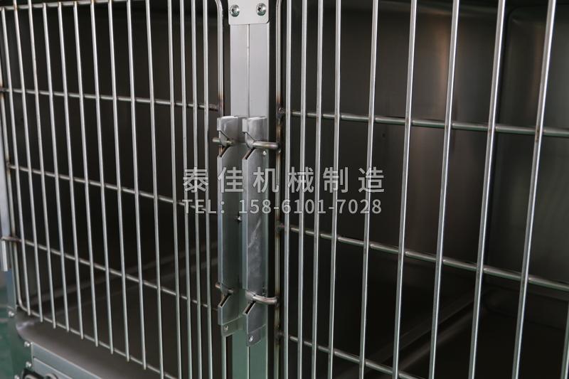 四组不锈钢宠物笼
